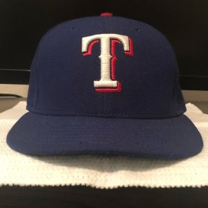 Texas Rangers Baseball Hat